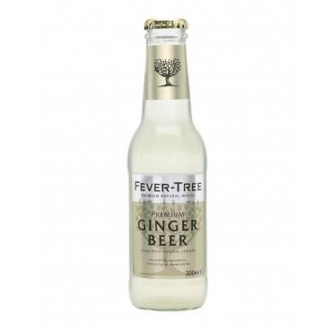 Fever - Tree Ginger Beer - Beer - Case Of 6 - 6.8 Fl Oz.