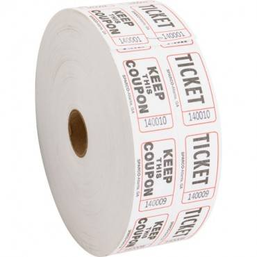Sparco Roll Tickets (RL/ROLL)