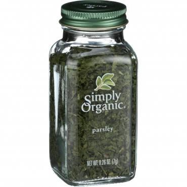 Simply Organic Parsley Leaf - Organic - .26 Oz