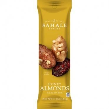 Sahale Snacks Honey Almonds Glazed Snack Mix (CA/CASE)