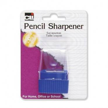 CLI Cone Receptacle Pencil Sharpener (PK/PACKAGE)