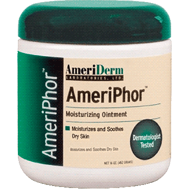 Ameriphor Moisturizing Ointment, 16 Oz. Jar Part No. 145 (1/ea)
