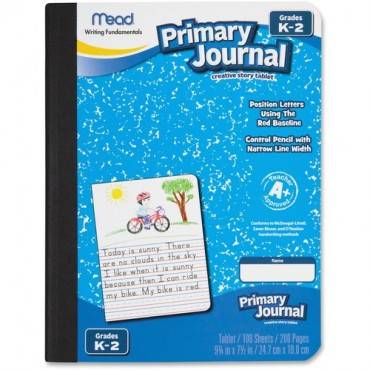 Mead K-2 Classroom Primary Journal (EA/EACH)