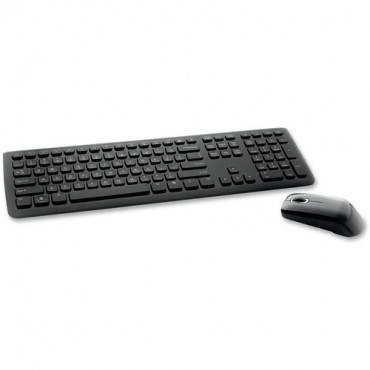 Verbatim Wireless Slim Keyboard and Optical Mouse - Black (EA/EACH)