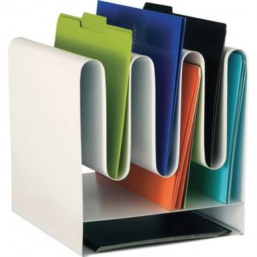 Safco Wave Desktop File Organizers (EA/EACH)