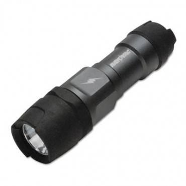Virtually Indestructible Led Flashlight, 3 Aaa, Black