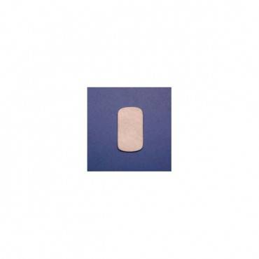 Ampatch Style 2-p Absorbent Pad Part No. 838234000011 (50/box)