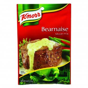 Knorr Sauce Mix - Bernaise - .9 oz - Case of 12