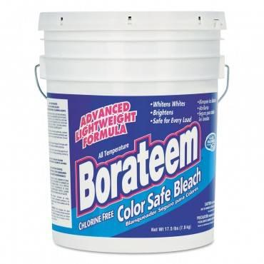Chlorine-free Color Safe Bleach, Powder, 17.5 Lb. Pail