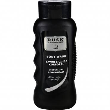 Herban Cowboy Body Wash - Dusk - 18 oz