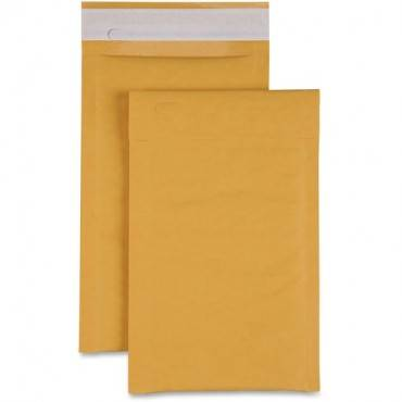 Sparco Size 0 Bubble Cushioned Mailers (CA/CASE)