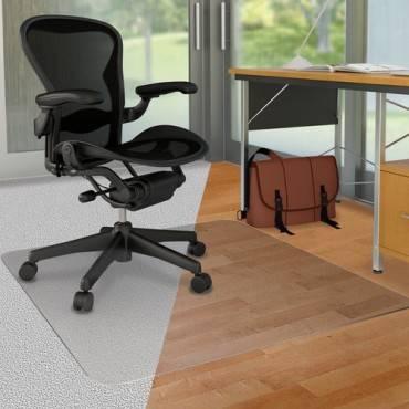 Deflecto DuoMat Carpet/Hard Floor Chairmat (EA/EACH)