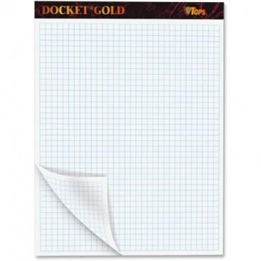 TOPS Docket Gold Planner Pad (EA/EACH)