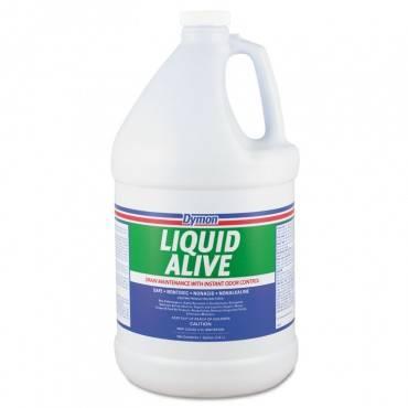 Liquid Alive Enzyme Producing Bacteria, 1gal, Bottle, 4/carton