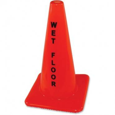 Impact Products Wet Floor Orange Safety Cone (EA/EACH)