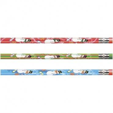 Moon Products Snowman Seasonal Pencil (DZ/DOZEN)