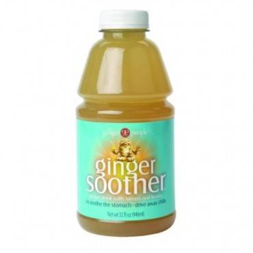 The Ginger People Ginger Soother - Case of 12 - 32 Fl oz.