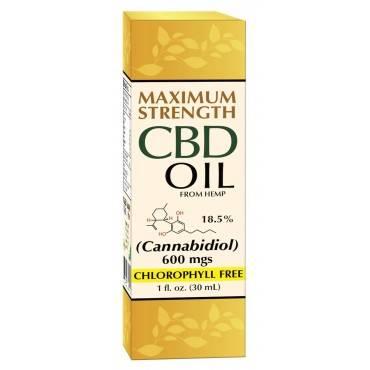 Cbd Oil 600 Mg