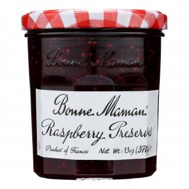 Bonne Maman - Conserve - Raspberry - Case Of 6 - 13 Oz.