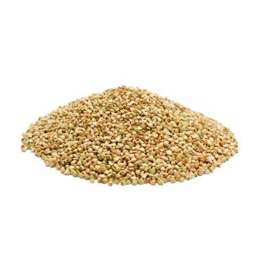 Bulk Grains - 100% Organic Raw Buckwheat Groats - Bulk - 25 Lb.