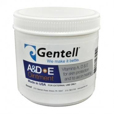 Gentell A&d+e Ointment, 16 Oz Part No. 23460 (1/ea)