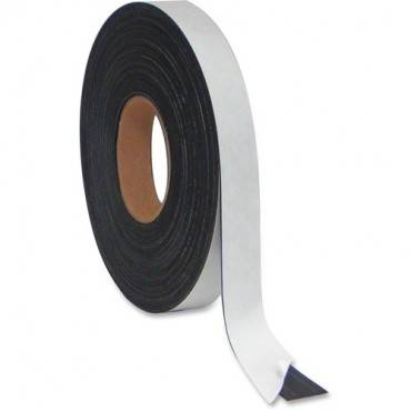 """MasterVision 1/2"""" Adhesive Magnetic Roll Tape (EA/EACH)"""