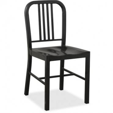 Lorell Metal Chair (CA/CASE)
