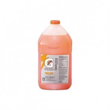 Liquid Concentrate, Orange, One Gallon Jug, 4/carton