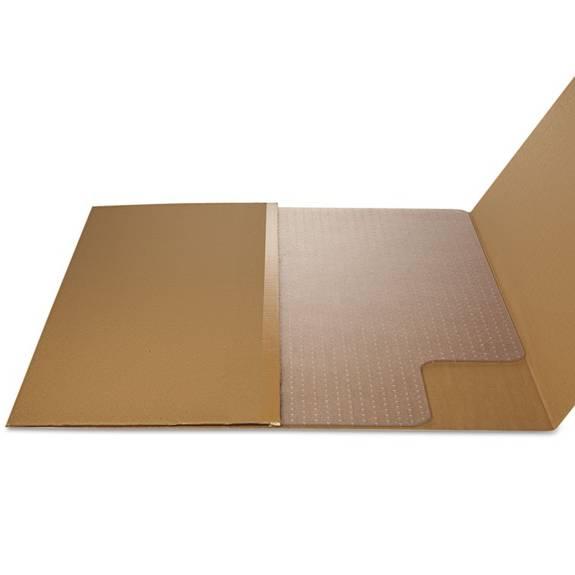 Deflecto Duramat Moderate Use Chair Mat Low Pile Carpet