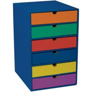 Classroom Keepers 6-Shelf Organizer (EA/EACH)