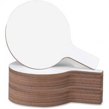 Flipside Mini Dry Erase Answer Paddle (PK/PACKAGE)
