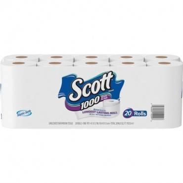 Scott 1000 Bath Tissue (PK/PACKAGE)
