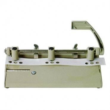 SKILCRAFT Adjustable Heavy-duty 3-Hole Punch (EA/EACH)