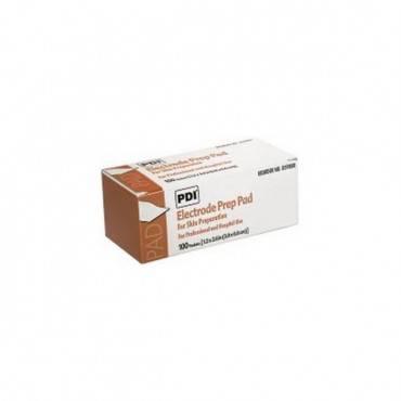 """Electrode Skin Prep Pad 1-1/5"""" X 2-3/4"""" Part No. B59800 (100/box)"""