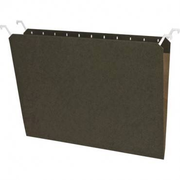 Business Source Tabview Hanging File Folders (PK/PACKAGE)