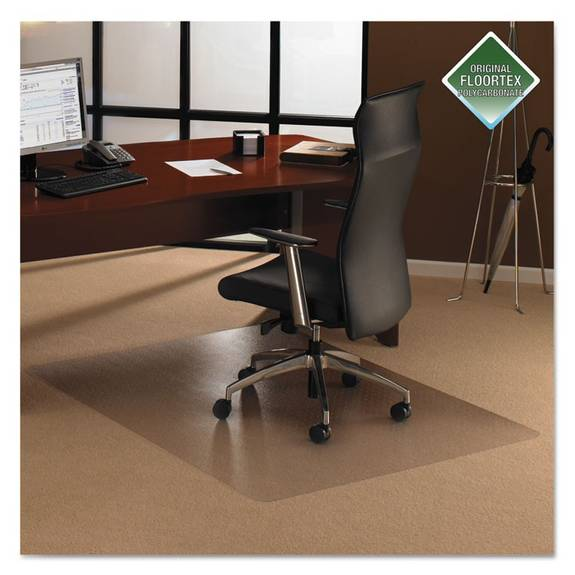 Floortex Cleartex Ultimat Polycarbonate Chair Mat For Low