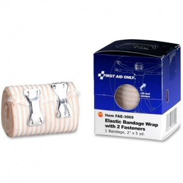 First Aid Only 2-Fastener Elastic Bandage Wrap (BX/BOX)