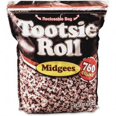 Tootsie Advantus Roll Midgees Candy (PK/PACKAGE)
