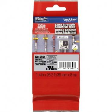 Brother Extra Strength Adhesive Tze Tape (EA/EACH)