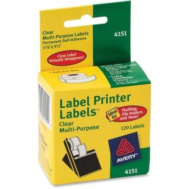 Avery® Labels for Thermal Printers (BX/BOX)