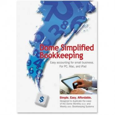Dome Simplified Bookkeeping Software (EA/EACH)