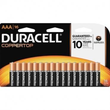 Duracell Coppertop Alkaline AAA Battery - MN2400 (EA/EACH)