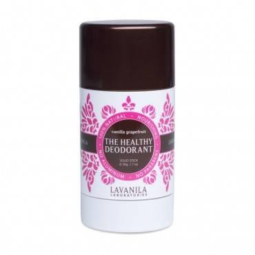 Lavanila Laboratories The Healthy Deodorant - Vanilla Grapefruit - 1 Each - 2 oz.