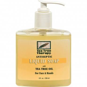 Tea Tree Therapy Antibacterial Liquid Soap With Tea Tree Oil - 8 Fl Oz