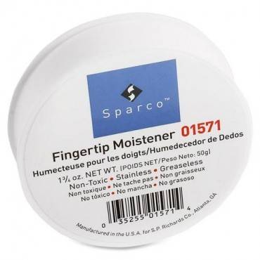 Sparco Fingertip Moistener (PK/PACKAGE)