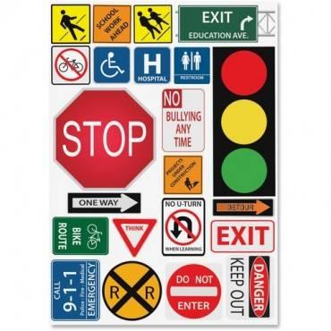 Ashley Safety Signs Design Calendar Set (PK/PACKAGE)