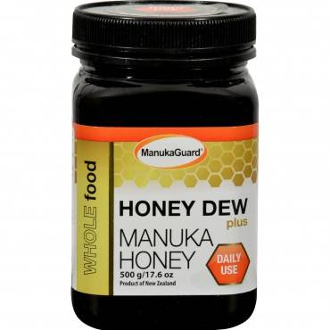 Manukaguard Manuka Honey - Table Blend - Honey Dew Plus Manuka - 17.6 Oz