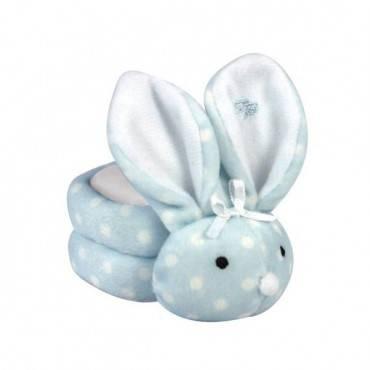 Boo-bunnie comfort toy, dot blue part no. 696140 (1/ea)