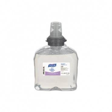 Sf607 Instant Hand Sanitizer Foam, 1200 Ml Refill, Fragrance Free, 2/carton