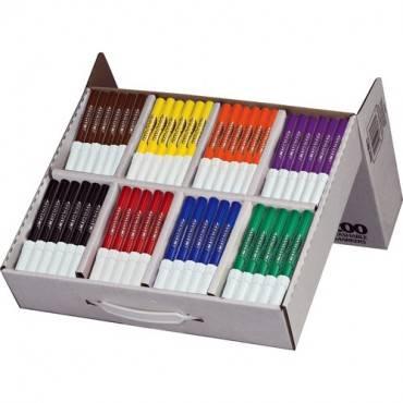 Prang Bullet Tip Washable Master Pack Art Markers (BX/BOX)